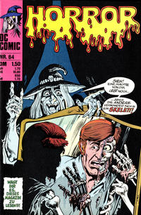 Cover Thumbnail for Horror (BSV - Williams, 1972 series) #64