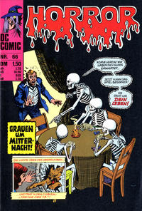 Cover for Horror (BSV - Williams, 1972 series) #66