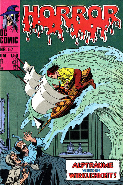 Cover for Horror (BSV - Williams, 1972 series) #57