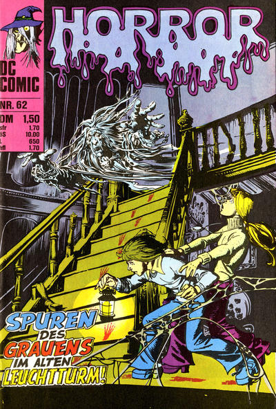 Cover for Horror (BSV - Williams, 1972 series) #62