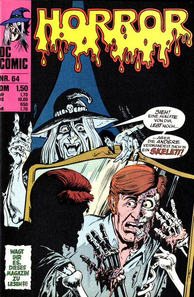 Cover for Horror (BSV - Williams, 1972 series) #64
