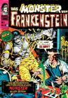 Cover for Das Monster von Frankenstein (BSV - Williams, 1974 series) #1