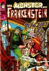 Cover for Das Monster von Frankenstein (BSV - Williams, 1974 series) #3