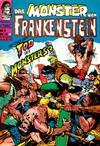 Cover for Das Monster von Frankenstein (BSV - Williams, 1974 series) #4