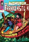 Cover for Das Monster von Frankenstein (BSV - Williams, 1974 series) #5