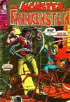 Cover for Das Monster von Frankenstein (BSV - Williams, 1974 series) #6