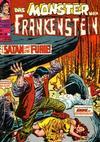 Cover for Frankenstein (BSV - Williams, 1974 series) #7