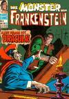 Cover for Das Monster von Frankenstein (BSV - Williams, 1974 series) #8