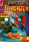 Cover for Das Monster von Frankenstein (BSV - Williams, 1974 series) #9