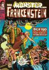 Cover for Das Monster von Frankenstein (BSV - Williams, 1974 series) #10