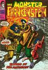 Cover for Das Monster von Frankenstein (BSV - Williams, 1974 series) #11