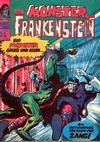 Cover for Frankenstein (BSV - Williams, 1974 series) #19