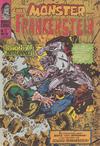 Cover for Frankenstein (BSV - Williams, 1974 series) #22