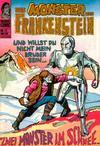 Cover for Das Monster von Frankenstein (BSV - Williams, 1974 series) #23