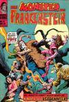 Cover for Das Monster von Frankenstein (BSV - Williams, 1974 series) #24