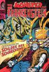 Cover for Frankenstein (BSV - Williams, 1974 series) #26
