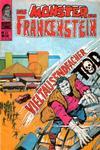 Cover for Frankenstein (BSV - Williams, 1974 series) #27