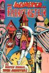 Cover for Das Monster von Frankenstein (BSV - Williams, 1974 series) #31