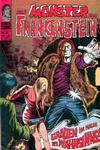 Cover for Das Monster von Frankenstein (BSV - Williams, 1974 series) #32