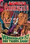 Cover for Das Monster von Frankenstein (BSV - Williams, 1974 series) #33