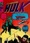 Cover for Hulk (BSV - Williams, 1974 series) #3
