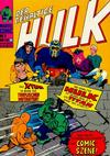 Cover for Hulk (BSV - Williams, 1974 series) #9