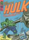 Cover for Hulk (BSV - Williams, 1974 series) #13