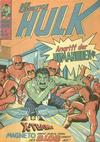 Cover for Hulk (BSV - Williams, 1974 series) #14