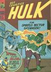 Cover for Hulk (BSV - Williams, 1974 series) #15