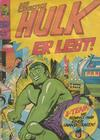Cover for Hulk (BSV - Williams, 1974 series) #16