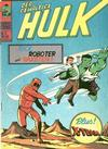 Cover for Hulk (BSV - Williams, 1974 series) #17