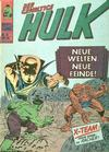 Cover for Hulk (BSV - Williams, 1974 series) #19