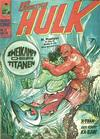 Cover for Hulk (BSV - Williams, 1974 series) #20