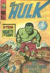 Cover for Hulk (BSV - Williams, 1974 series) #22