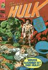 Cover for Hulk (BSV - Williams, 1974 series) #23