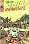 Cover for Hulk (BSV - Williams, 1974 series) #24