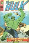 Cover for Hulk (BSV - Williams, 1974 series) #28