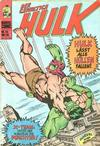 Cover for Hulk (BSV - Williams, 1974 series) #29