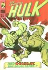 Cover for Hulk (BSV - Williams, 1974 series) #31