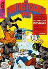 Cover for Die Fantastischen Vier (BSV - Williams, 1974 series) #3