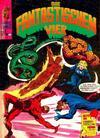Cover for Die Fantastischen Vier (BSV - Williams, 1974 series) #4