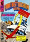 Cover for Die Fantastischen Vier (BSV - Williams, 1974 series) #5
