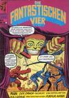 Cover for Die Fantastischen Vier (BSV - Williams, 1974 series) #8