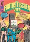 Cover for Die Fantastischen Vier (BSV - Williams, 1974 series) #9