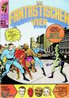 Cover for Die Fantastischen Vier (BSV - Williams, 1974 series) #10