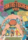 Cover for Die Fantastischen Vier (BSV - Williams, 1974 series) #12