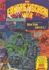 Cover for Die Fantastischen Vier (BSV - Williams, 1974 series) #15
