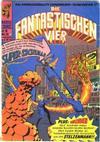 Cover for Die Fantastischen Vier (BSV - Williams, 1974 series) #16