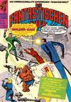 Cover for Die Fantastischen Vier (BSV - Williams, 1974 series) #18