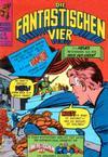 Cover for Die Fantastischen Vier (BSV - Williams, 1974 series) #19
